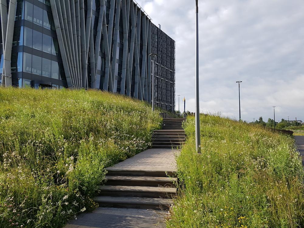 Läti ülikooli ökoloogiahoone