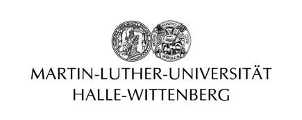 Marthin-Luther Universität Halle-Wittenberg