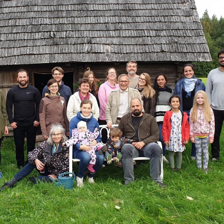 Gathering at Meelis's place, September 2020